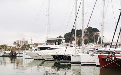 Paseo por La Marina de Denia Puerto Deportivo