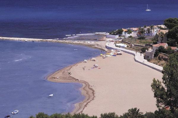 Playa Las Rotas Inmobiliaria Lex