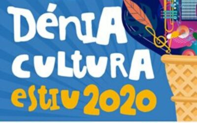 Programación cultural en Denia Verano 2020