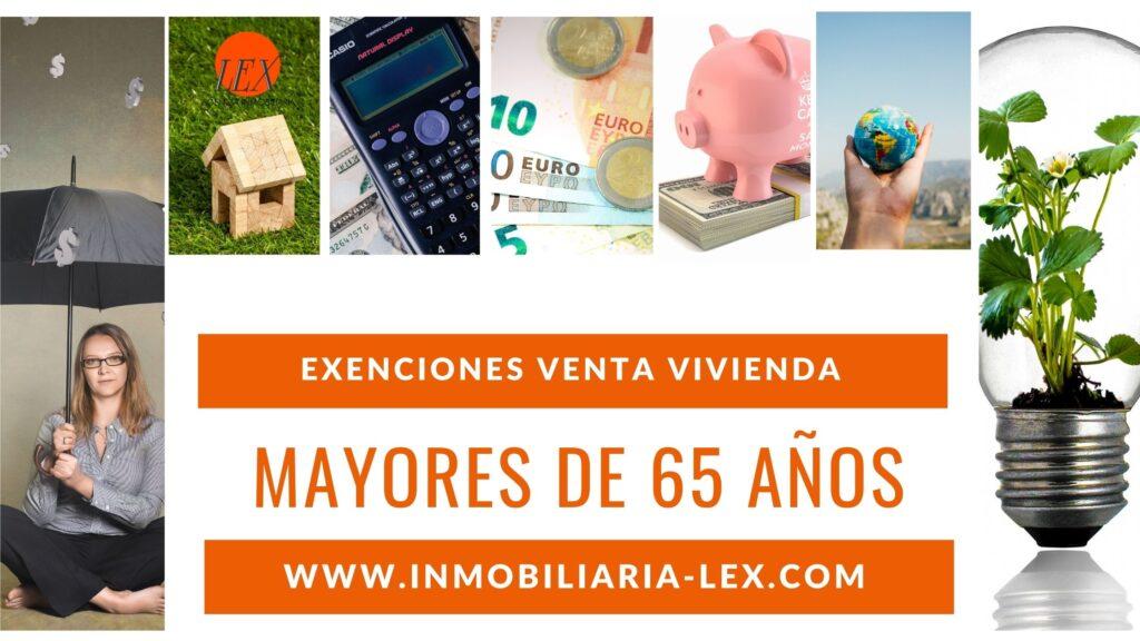 ventajas fiscales mayores 65 años